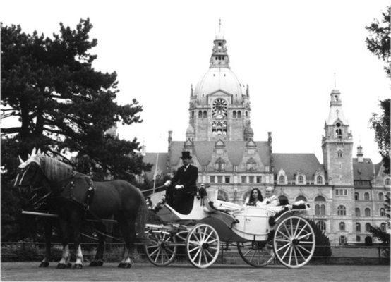 Kutschfahrten Und Hochzeitskutschen Rathaus Hannover