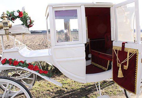 Kutschfahrten Und Hochzeitskutschen