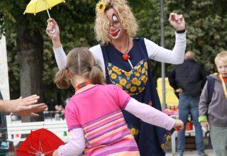 Clown Floh
