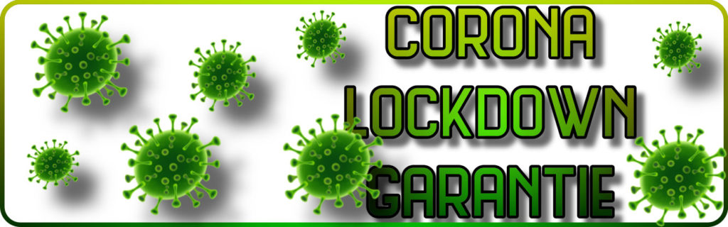 Lockdown Garantie Logo 2021