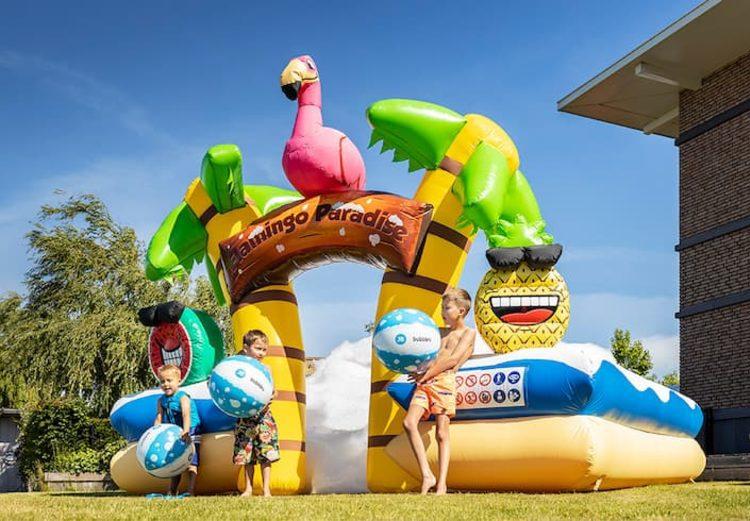 Bubble Park Karibik - Kinder Schaumparty 8
