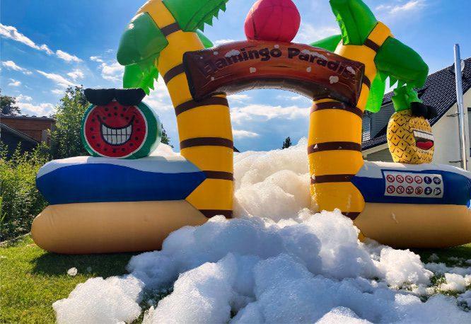 Bubble Park Karibik - Kinder Schaumparty