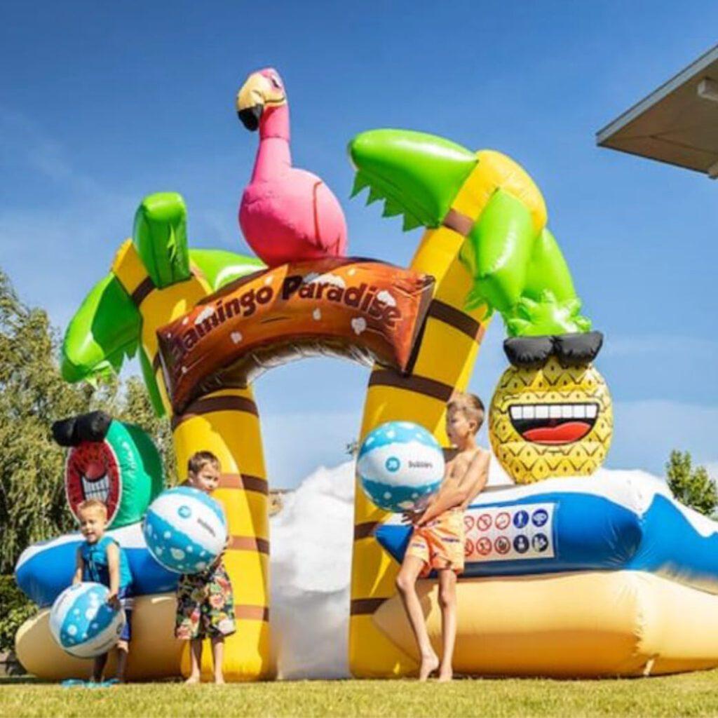 bubble park schaumparty fuer kinder 1