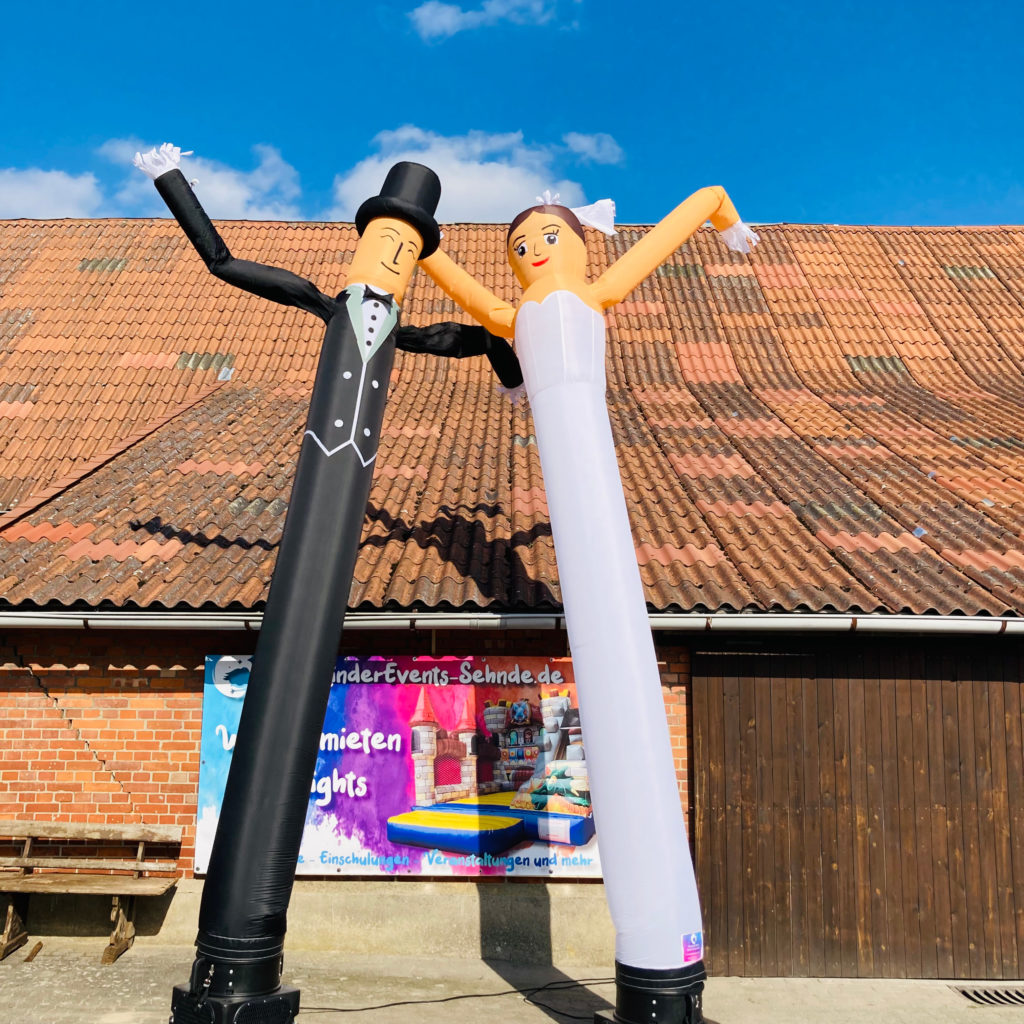 Skydancer Brautpaar